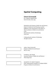 SpatialComputing