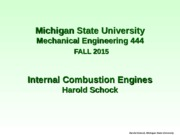 Internal Combustion Engines (2)