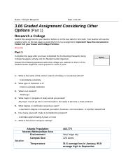 3.06 Graded Assignment Considering Other Options_Part 1 done.docx