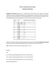 solution to question 4 (sample exam)