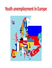 youth unemployment Europe Spring 2017 (1).pptx