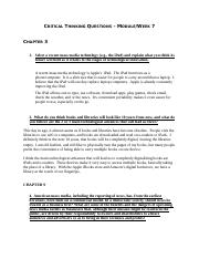 Critical Thinking Questions - Week 7.docx