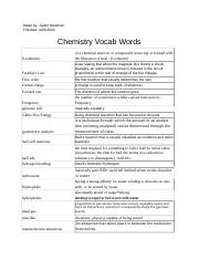 Chemistry Vocab Words Study Guide.docx