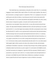 Gender and Sexuality Essay 3