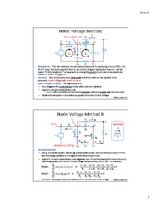 Lect10 - HANDOUT - Node Voltage