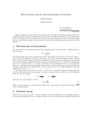 ElectrostaticsNotes
