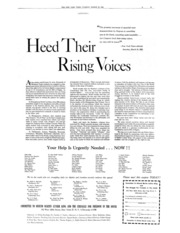 Heed Their Rising Voices article