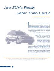 Access 21 - 02 - Are SUVs Safer