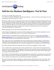 Self-Service Business Intelligence: Not So Fast.pdf