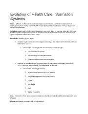 evolution_of_health_care_information_systems