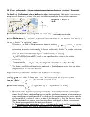 Ch 3 Notes and Examples - Key v1 - PHY241 f16.docx