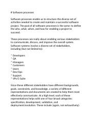 Software processes.docx