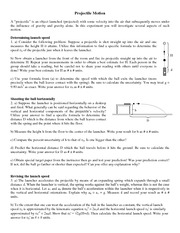 Physics 6 Notes LAB_proj