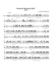 Phantom Regiment 2007 Feature - Full Score