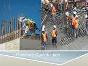 Concrete Construction