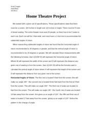 MA1310-Home Theater Paper