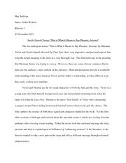 A modest proposal critique essay