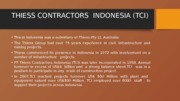 GPM_THIESS CONTRACTORS  INDONESIA (TCI)_Widy_No.2
