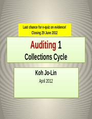 5.Auditing 1 Collection Cycle (student).pptx