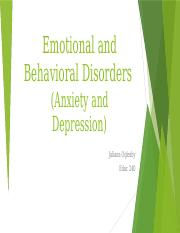 Emotional and Behavioral Disorders.pptx