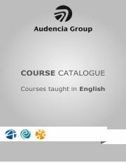 COURSE_CATALOGUE_AUDENCIA_GROUP__-_Courses_taught_in_English
