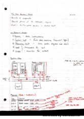 Von Neumann Model Notes