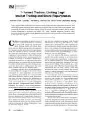 15.. Informed Traders Linking Legal Insider Trading and Share Repurchases (5).pdf