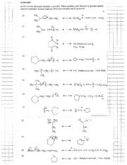 The Complete Organic Chemistry Worksheet