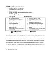 SWOT Analysis Template Week 2.docx