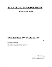 HarleyDavidson-Strategic-Analysis Gooood