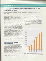 CaseStudy 8 - Consumption and Immigration