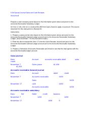 6.04 Special Journal Sales and Cash Receipts.docx