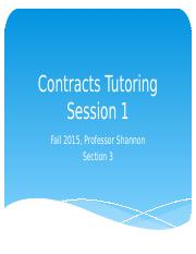 Contracts Tutoring - Week 1.pptx