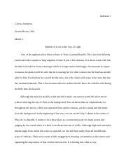 french history - essay 1 finished