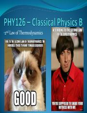 10 - Second Law of Thermodynamics(1).pdf