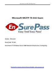 Dumps mcitp pdf latest