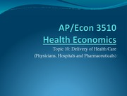 econ3510-topic10-healthcaredelivery