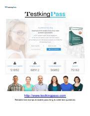 aws-certified-developer-associate pdf - TestkingPass http