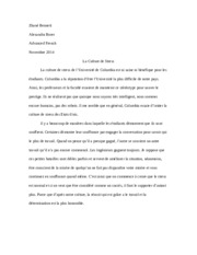 essays in french language for beginners