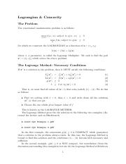 lm 4,lec 14,Lagrangian and concavity