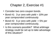 Lecture _2 - Bascis of Fixed Income Securities and Basics of Risk Management
