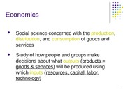 3 - FORS MARS 1100 - Economics & Conservation - students