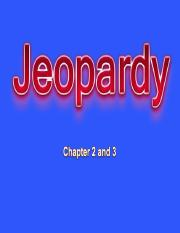 chapter 2-3 jeopardy.ppt