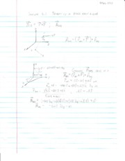 Moment and Equivalant Force System Notes