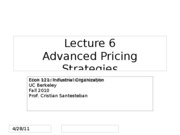 Lecture6_Advanced_Pricing_Econ121_Fall2010