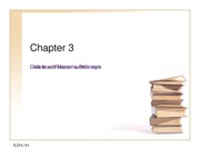 Chapter 3 Definition