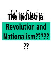 1.Why We Study The Industrial Revolution.ppt