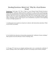 Reading Questions-Lott 1 of 2.docx