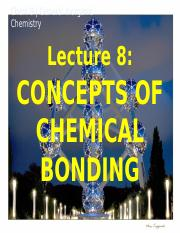 C9_Lec 08_Concept of Chemical Bonding.pptx