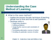 Case Analysis PowerPoint